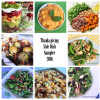 Thanksgiving Side Dish Sampler 2016