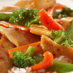 Asian Chicken and Vegetable Stir Fry