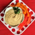 Homemade White Bean Hummus