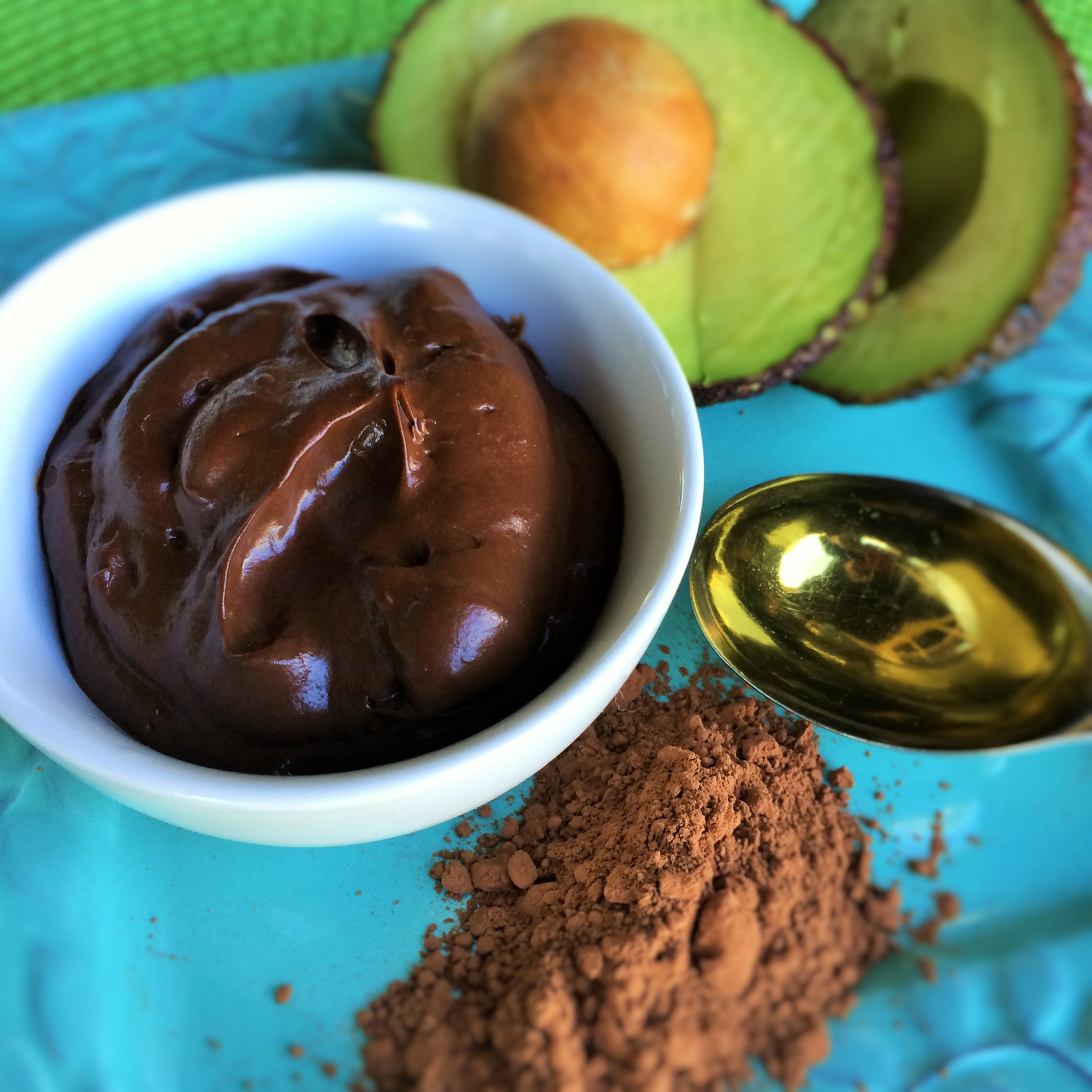 Chocolate Avocado Mousse | Inside Karen's Kitchen
