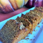 Sour Cream Spice Pumpkin Bread