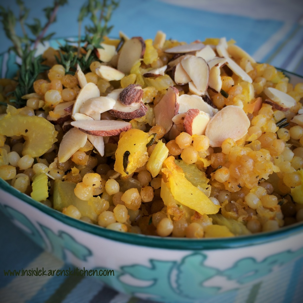 Fresh Herb Couscous Stuffing
