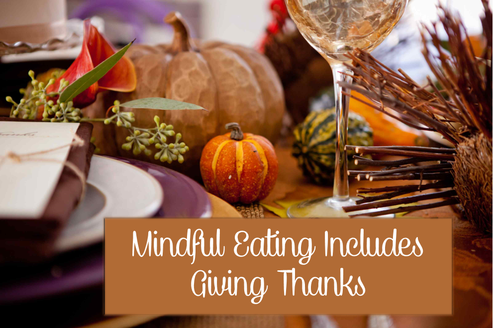 Mindful Eating Title