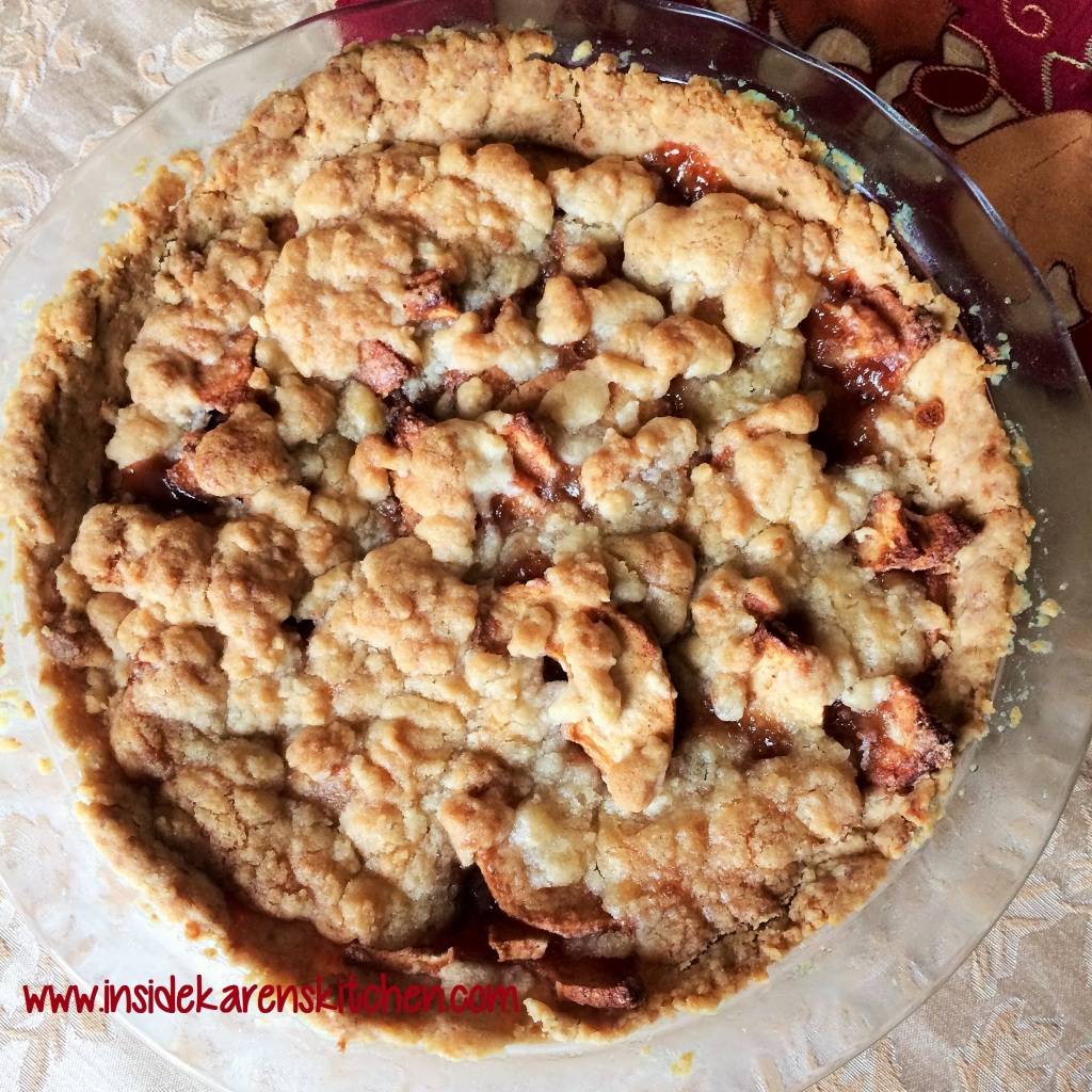 Superb Apple Pie baked