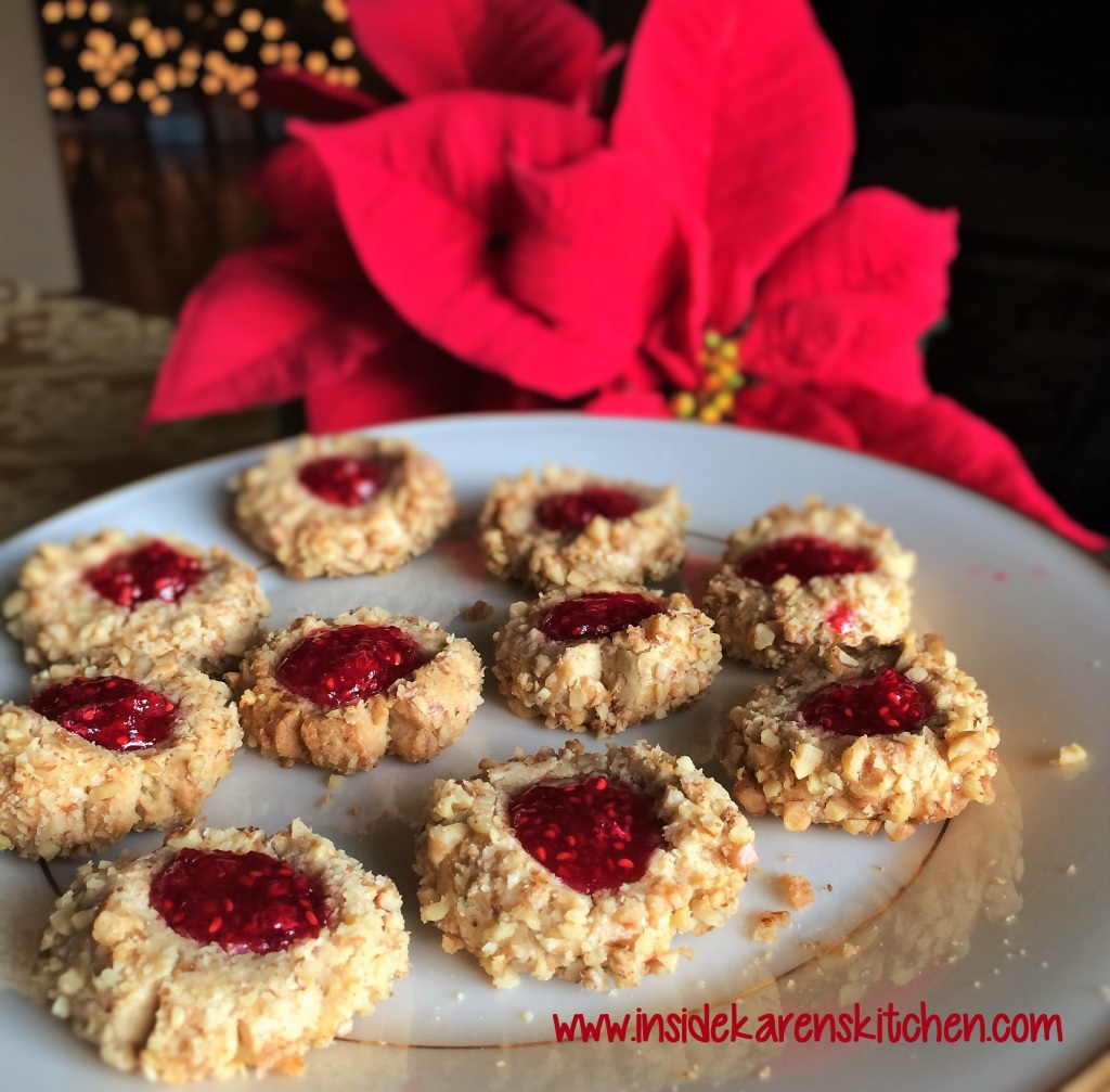 Jam Thumbprint Cookies 2