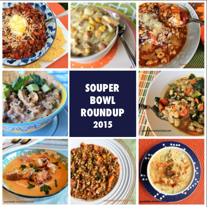 Souper Bowl Round-Up 2015