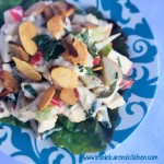 Classic Chicken Salad Done Light 1