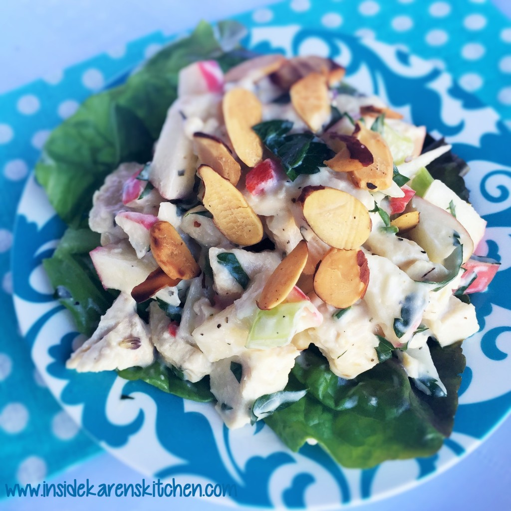 Classic Chicken Salad Done Light 2