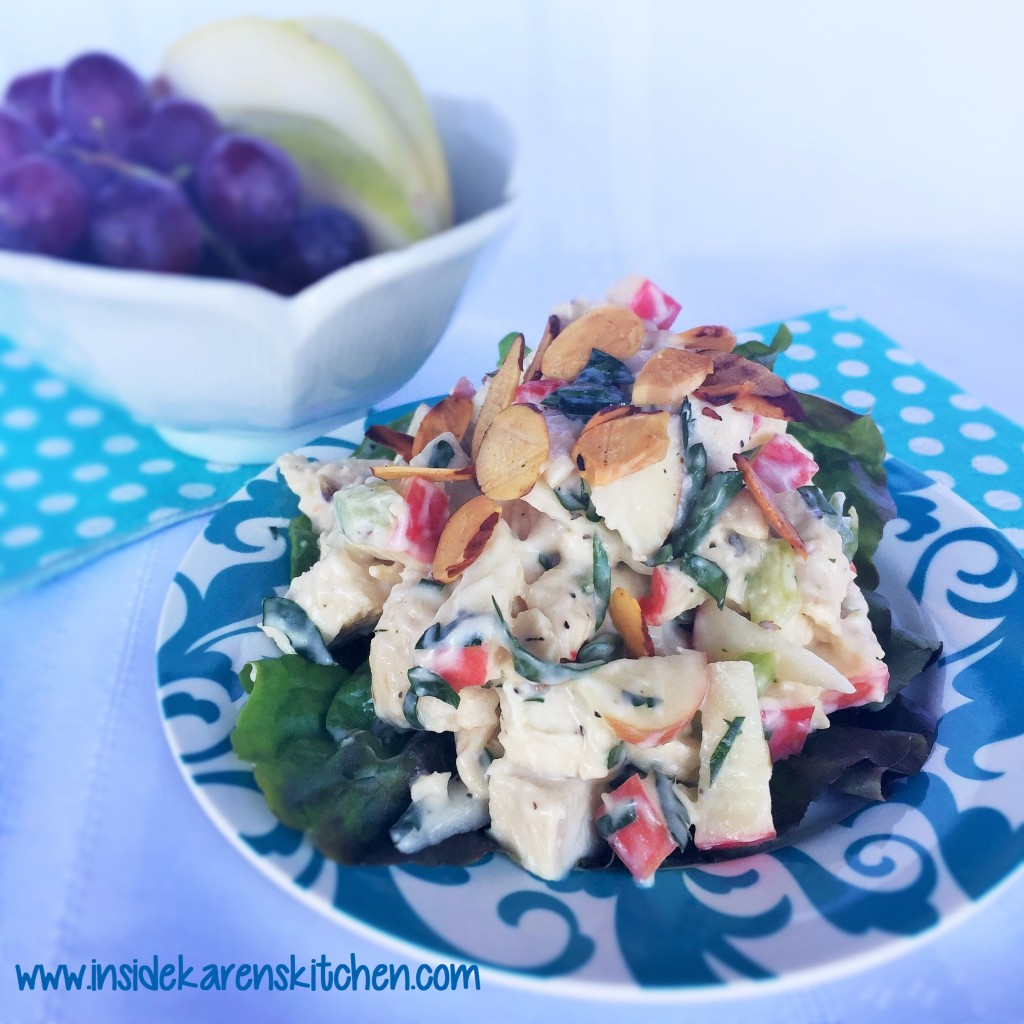 Classic Chicken Salad Done Light 3