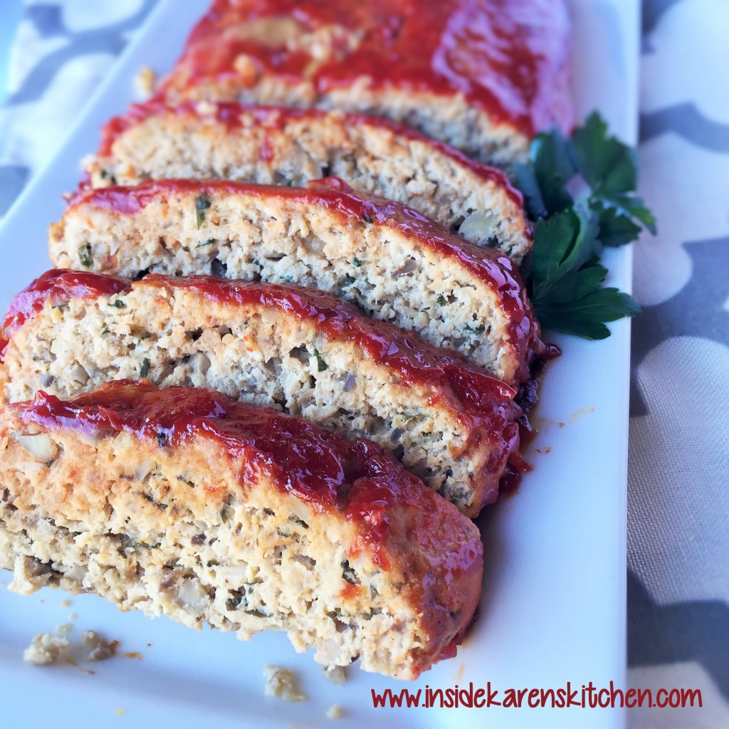Spicy Turkey Meatloaf 2
