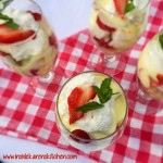 Strawberry Lemon Angel Dessert 2