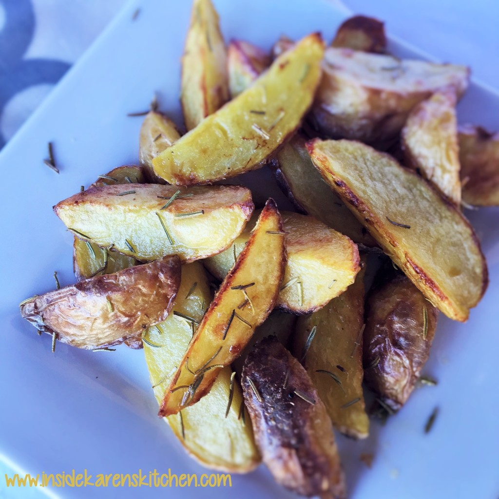 Yukon Gold Roasted Potatoes