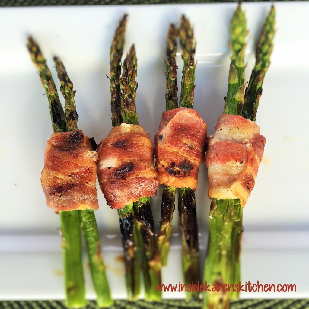 Bacon-Wrapped Grilled Asparagus 2
