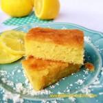 Lemony Lemon Cake 1
