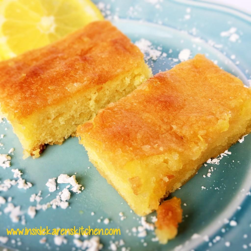 Lemony Lemon Cake 2