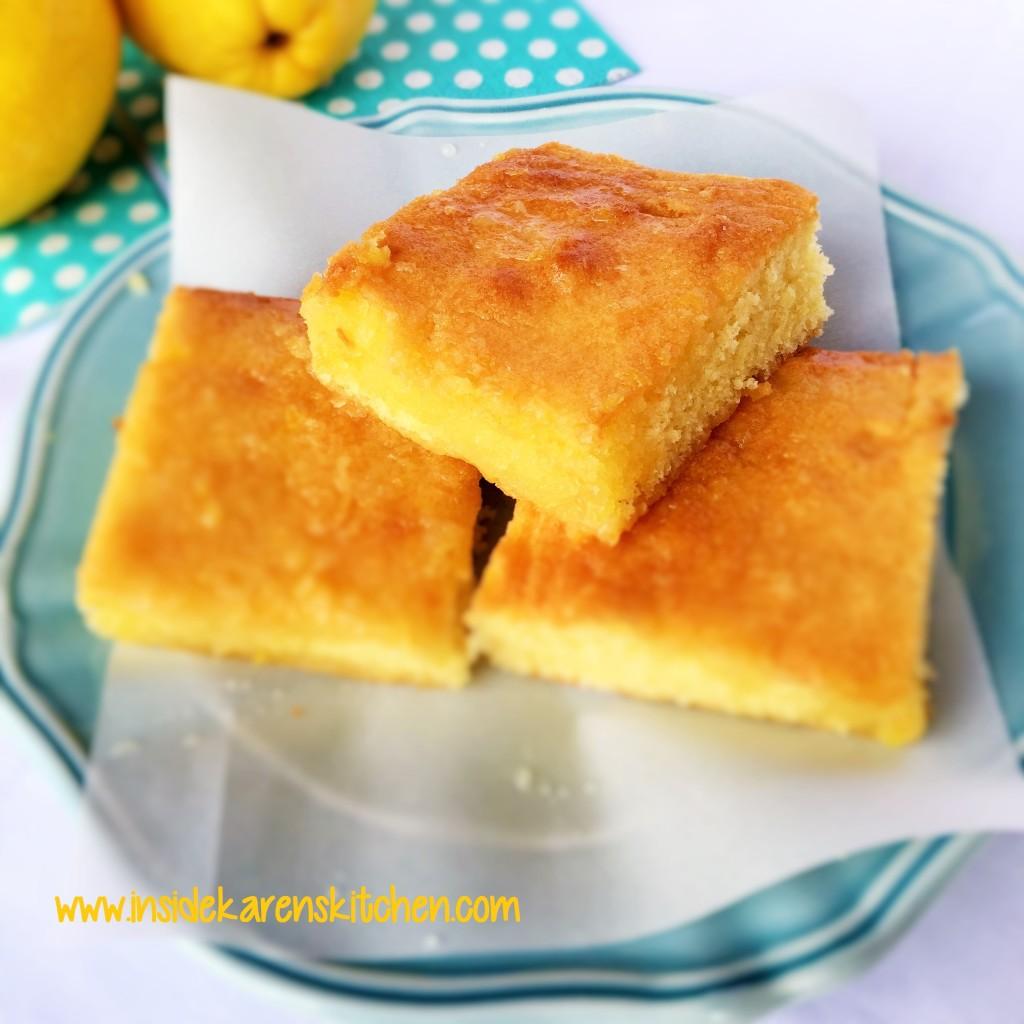 Lemony Lemon Cake 3