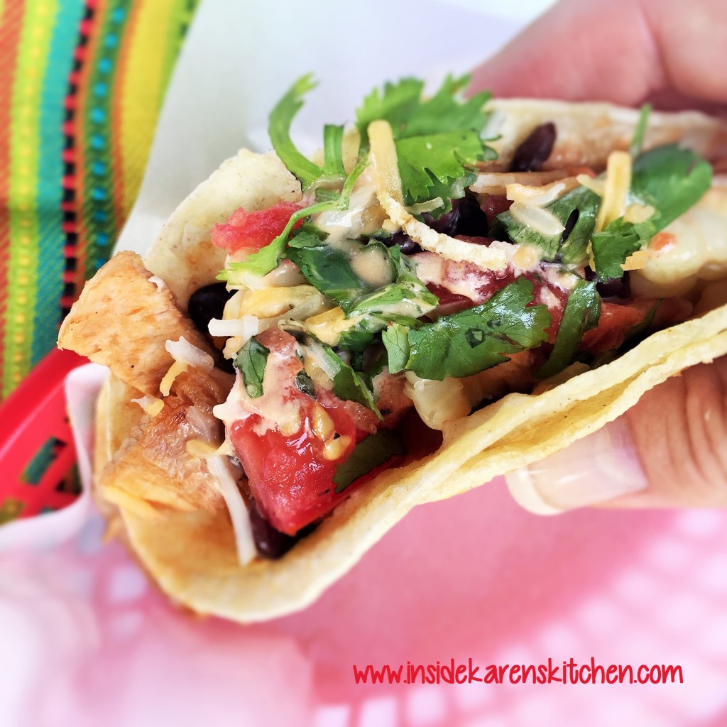 BBQ Chicken Tacos 1