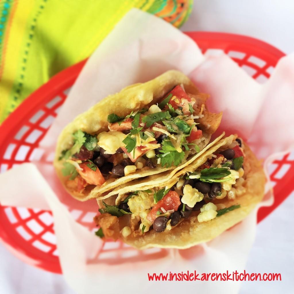 BBQ Chicken Tacos 2