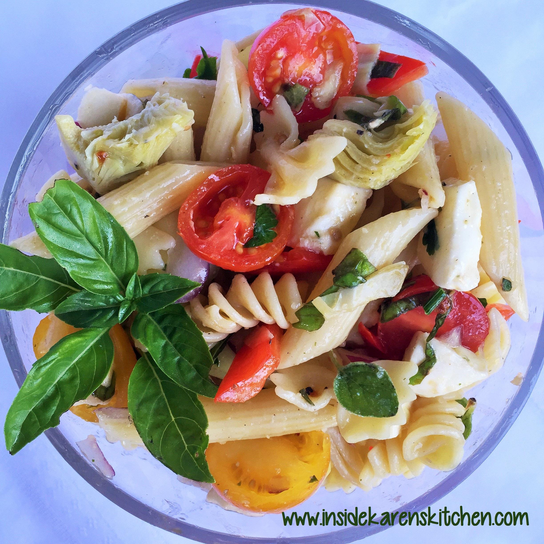Italian Pasta Salad 2