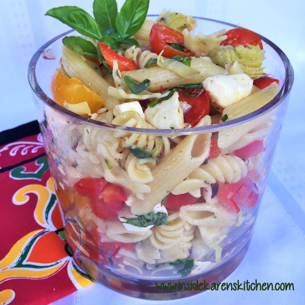Italian Pasta Salad 3