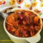 Beef and Butternut Squash Chili 2