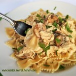 Slow Cooker Chicken Stroganoff 1