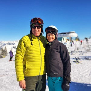 Michael and Karen Sun Valley 2015