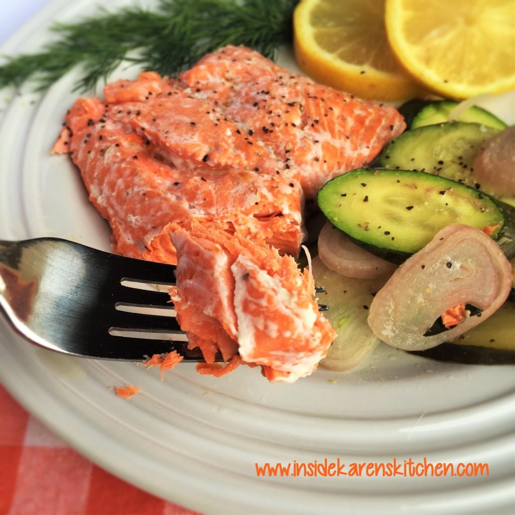Salmon en Papillote 3