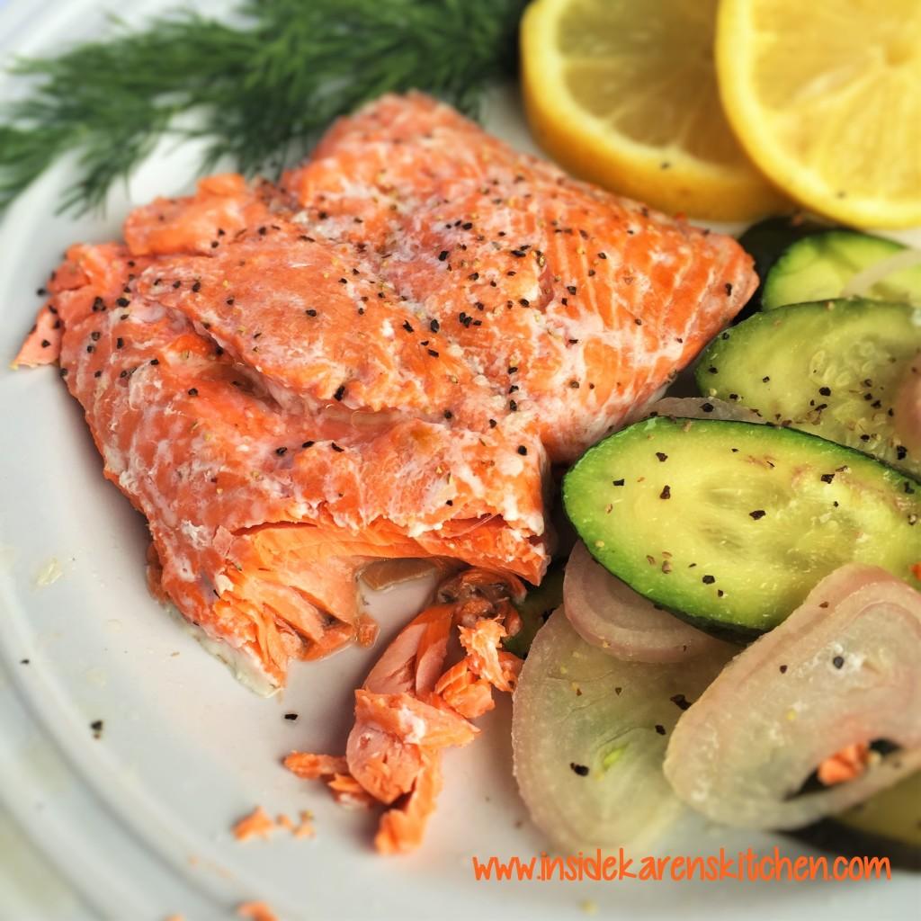 Salmon en Papillote 4