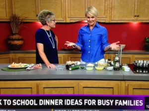 KTVB Dinner Ideas for Busy Families