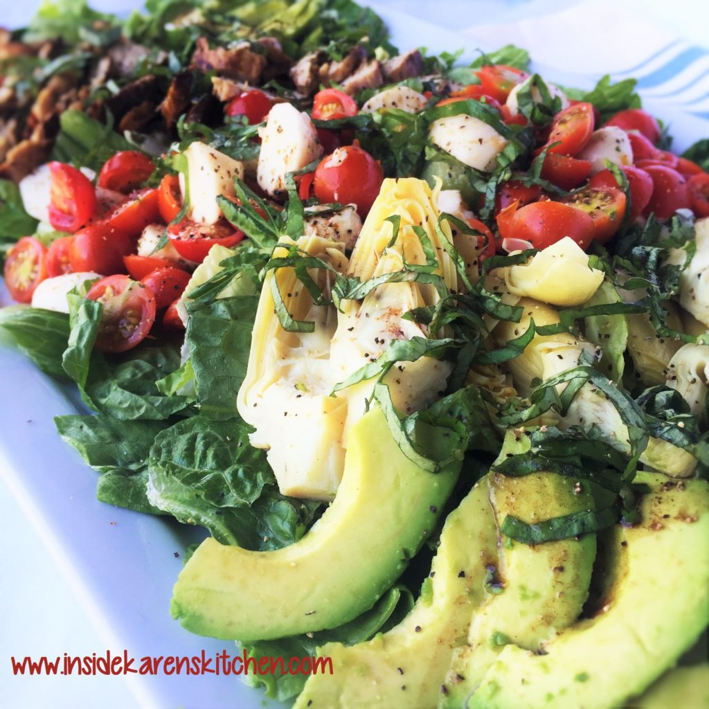 chicken-avocado-caprese-salad-3