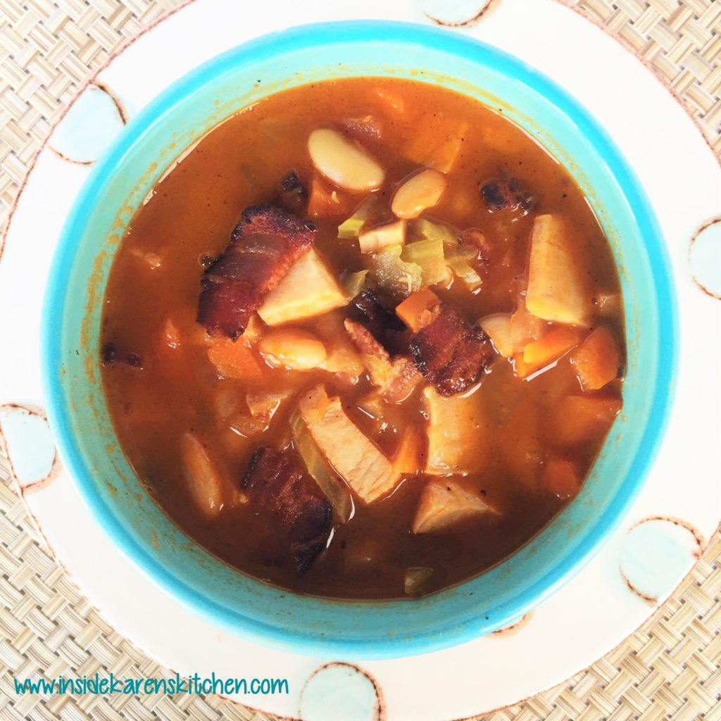 turkey-and-bean-with-bacon-soup-1